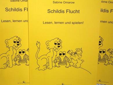 Schildis Fluch - Buch von Sabine Omarow